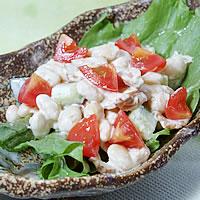 大豆サラダ写真