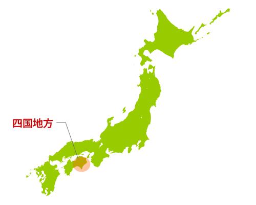 四国地方のお味噌