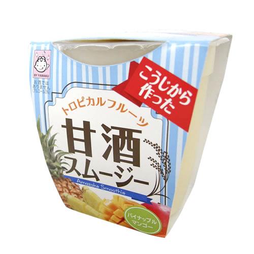 甘酒スムージー トロピカルフルーツ180g